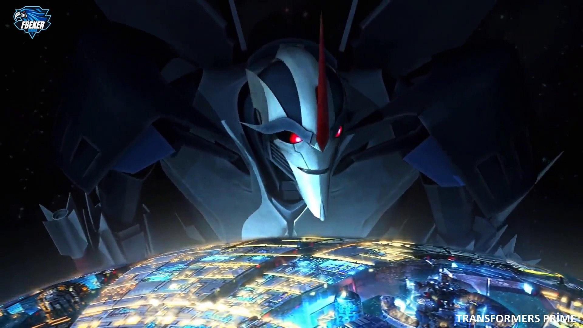 Transformers Prime 49.Bölüm İş İçinde Full Hd