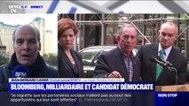 Michael Bloomberg s'apprête à faire son premier débat télévisé pour l'investiture démocrate