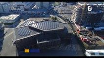 Reportage - La Belle Électrique s'équipe de panneaux photovoltaïques