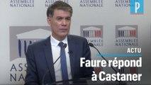 «Une faute grave», Olivier Faure en colère après les déclarations de Castaner sur sa vie privée