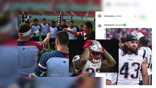 Nate Ebner and Patrick Chung Minority Owners In Rugby Franchise