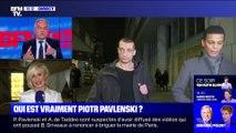 """Story 4 : Piotr Pavlenski """"est sans limite et n'a peur de rien"""", Natalia Turine - 19/02"""