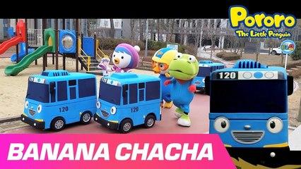 Banana Cha Cha Music Video | Pororo Playday - Go to Playground | MOMOLAND X Pororo | POROROLAND