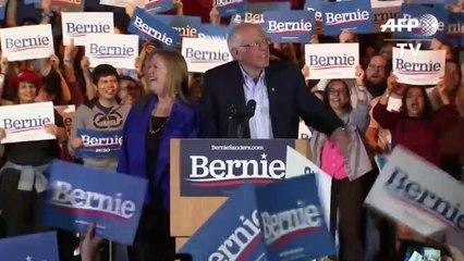Bernie Sanders Wins