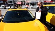 Düzensiz göçmenleri il dışına izinsiz taşıyan taksiciye 6 bin 936 lira para cezası - KIRŞEHİR
