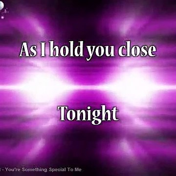 George Strait - You're Something Special To Me Karaoke Version