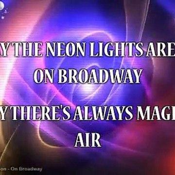 George Benson - On Broadway Karaoke Version