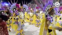 Análise do Carnaval de Vitória 2020