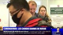 Coronavirus : les chinois bannis de Russie - 19/02