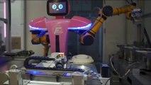 #COVID-19 #coronavirus: Robots make 36 meals every 15 minutes for doctors treating coronavirus victims