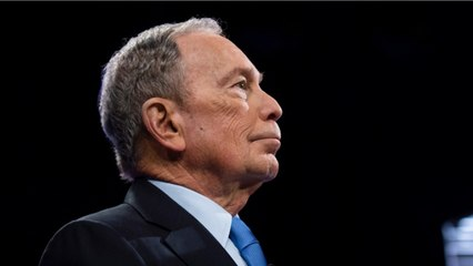 Michael Bloomberg Comes Under Fire For Transphobic Comments