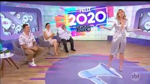 Inicio do primeiro Fofocalizando de 2020 (Feliz 2020) (01/01/2020) (15h08) | SBT 2020