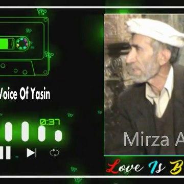 Mirza Ali Jan  Chitrali Khuwar Song