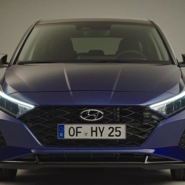 The all-new Hyundai i20 Design Preview