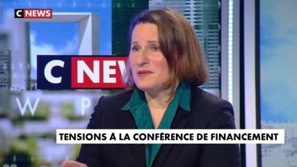 Valérie Rabault - CNews jeudi 20 février 2020