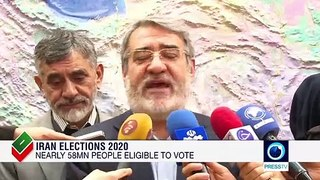 Iran president: High turn out in parliamentary elections show of power