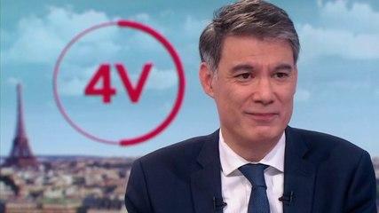 Olivier Faure - France 2 jeudi 20 février 2020