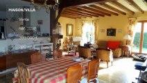 A vendre - Maison/villa - Orgerus (78910) - 10 pièces - 220m²