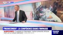 Réforme des retraites : la conférence de financement dans l'impasse