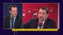 """Vie privée : Christophe Castaner """"n'a pas les aptitudes pour être ministre de l'Intérieur"""" juge Nicolas Bay"""