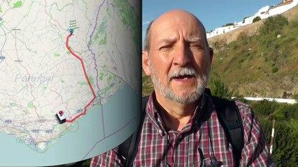 Le voyage du bleu au Portugal : 4ème jours vers le Ria Formosa