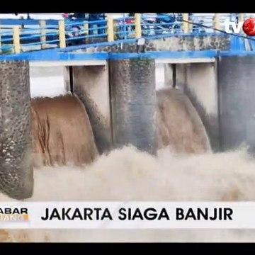 Katulampa Siaga 3, Jakarta Rawan Banjir