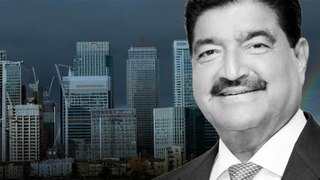 BR Shetty Stepdown from ailing NMC Health | B R Shetty | NMC Health | Bangalore