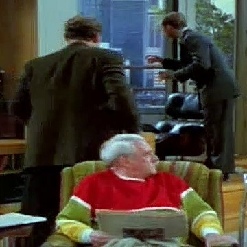 Frasier Season 6 Episode 8 The Seal Who Came To Dinner