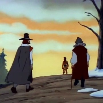 Animated Hero Classics - 2 William Bradford The First Thanksgiving