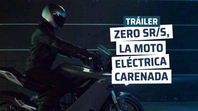 Zero SR/S 2020, el modelo deportivo de la moto eléctrica