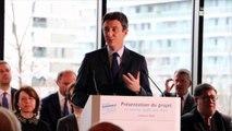 "Christophe Castaner ""regrette"" ses propos sur Olivier Faure"