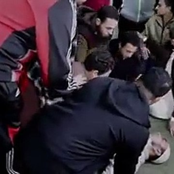 حسن خاتمة الشيخ ابو طلحة المصرى يموت اثناء الصلاة