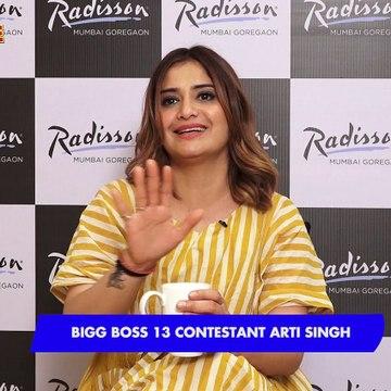 Bigg Boss 13 Contestant Arti Singh  Interview