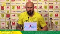 Replay : Nicolas Pallois avant OM-FCN