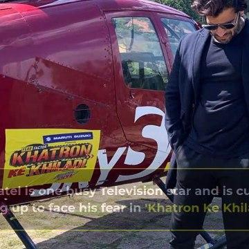 Khatron Ke Khiladi 10 Contestant Karan Patel Talks Daddy Duties, 'I've Learned To Swaddle Mehr, Change Diapers'