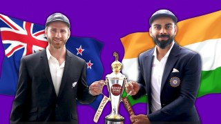 India vs New zealand 1st test match preview