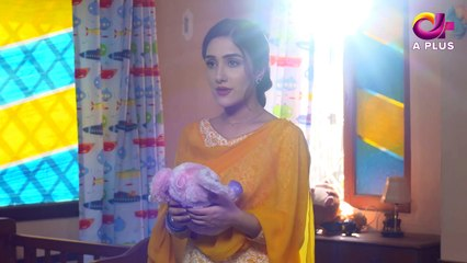 Mujhay Beta Chahiye - Episode 6 | Aplus Dramas | Sabreen Hisbani, Shahood Alvi, Aiza Awan
