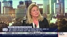 Nicolas Théry (Crédit Mutuel Alliance Fédérale) : Une année record pour le crédit mutuel - 20/02