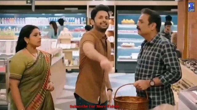 Bheeshma Nithin Movie Trailer In Hindi Bheeshma Nithin Movie Hindi Dubbed Jg Pro 1 Video Dailymotion