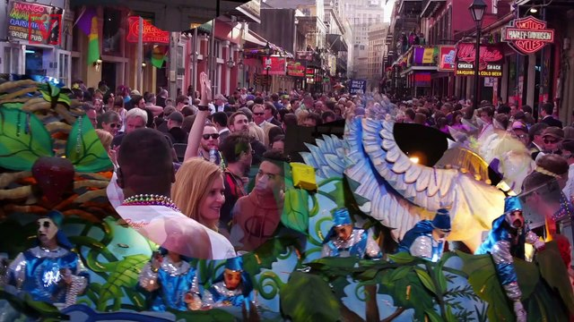 Woman Killed in Mardi Gras Parade After Being Hit by Float
