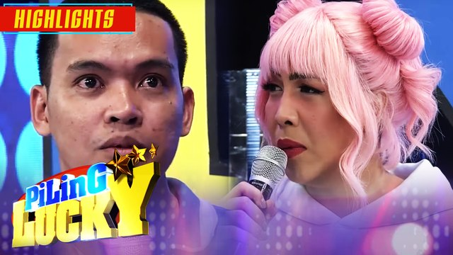 Lucky Driver Mark inspires Vice Ganda on It's Showtime | It's Showtime Piling Lucky
