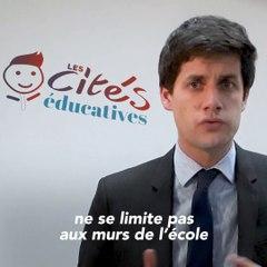 Les cités éducatives pour la réussite des jeunes dans les quartiers prioritaires