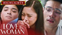 David at Jia, humingi ng tawad kay Dana | Love Thy Woman