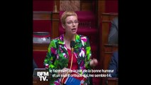 """Traitée de """"petite conne"""" sur Twitter, Clémentine Autain répond au député Meyer Habib"""