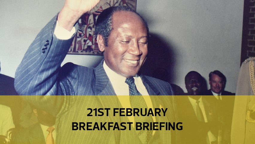Moi and unsolved Ouko murder, Will fake tender end Ruto?, Cambridge Analytica election lessons: Your Breakfast Briefing
