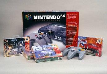 L'évolution des consoles Nintendo