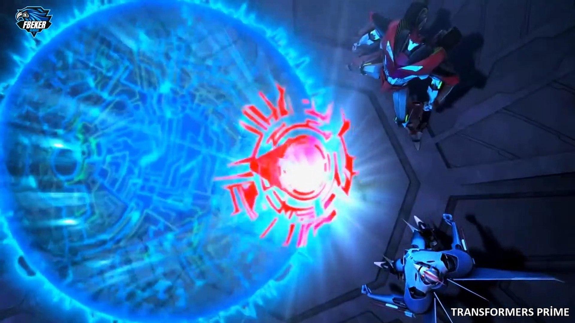 Transformers Prime 51.Bölüm Rejenerasyon Full Hd
