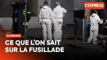Allemagne : ce que l'on sait de la double fusillade qui a fait neuf morts