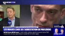 """Michel Eltchaninoff (Philosophie Magazine): l'esprit de Piotr Pavlenski est """"déterminé et très structuré"""""""