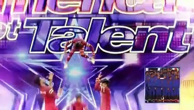 AND THE WINNER OF America's Got Talent Champions 2020 is